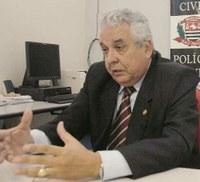"""Câmara homenageia o Delegado Dr. João Pedro de Arruda com o título de """"Cidadão Ariranhense"""""""