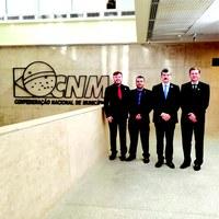 Prefeito, Presidente do Legislativo e Vereadores, viajam à Brasília em busca de novos recursos